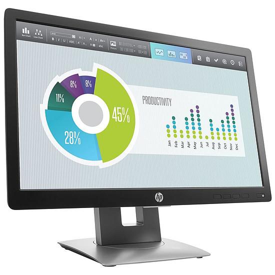Écran PC HP EliteDisplay E202 - Autre vue
