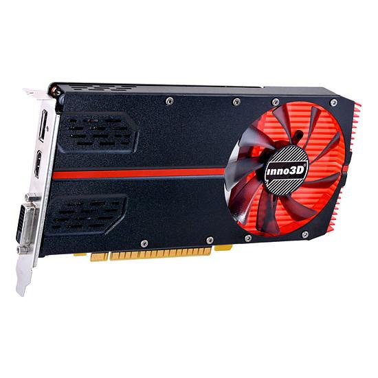 Carte graphique Inno3D GeForce GTX 1050 Ti 1-slot Edition - Autre vue