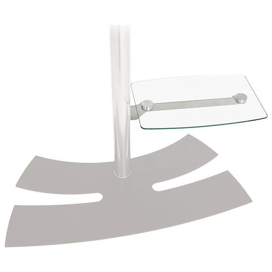Support TV Erard tablette en verre Lux Up (038400) - Autre vue