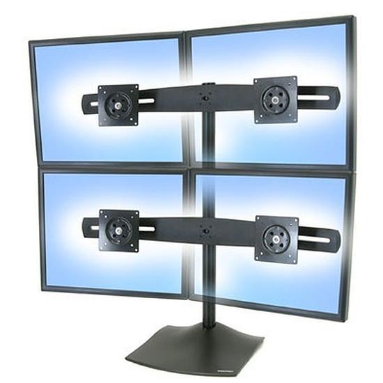 Bras & support écran PC Ergotron DS100 Support Quad-Moniteurs