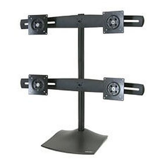 Bras & support écran PC Ergotron DS100 Support Quad-Moniteurs - Autre vue