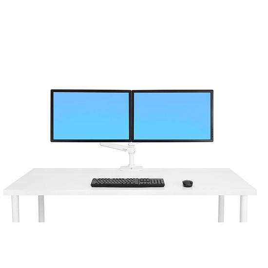 Bras & support écran PC Ergotron LX Double Écran - Autre vue