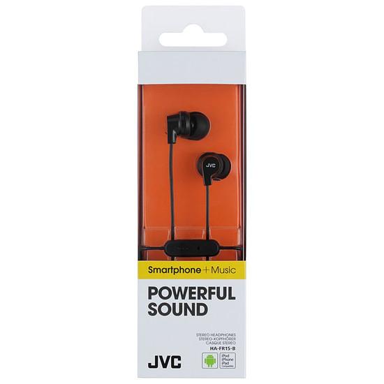 Casque Audio JVC HA-FR15 Noir - Écouteurs - Autre vue