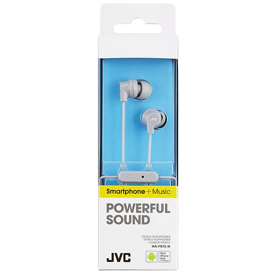 Casque Audio JVC HA-FR15 Gris - Écouteurs - Autre vue