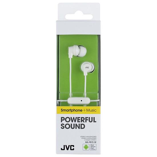 Casque Audio JVC HA-FR15 Blanc - Écouteurs - Autre vue