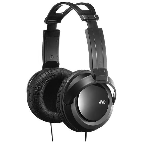 Casque Audio JVC HA-RX330 Noir - Casque audio