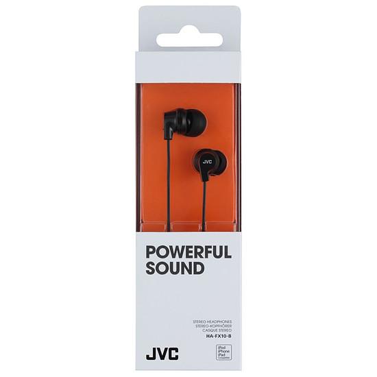 Casque Audio JVC HA-FX10 Noir - Écouteurs - Autre vue