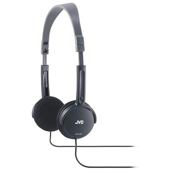 Casque Audio JVC HA-L50 Noir - Casque audio