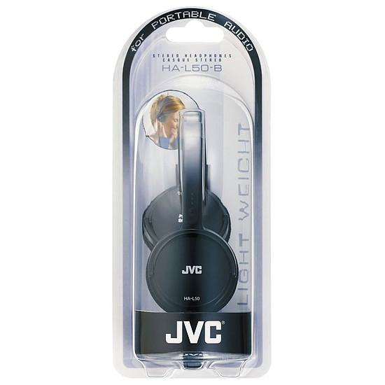 Casque Audio JVC HA-L50 Noir - Casque audio - Autre vue