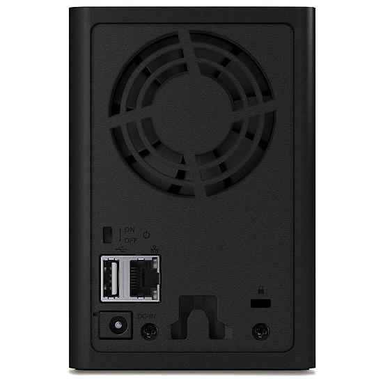 Serveur NAS Buffalo Technology TeraStation 1200D - 2 To (2 x 1 To) - Autre vue