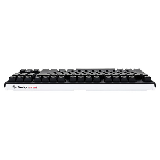 Clavier PC Ducky Channel One 2 TKL - Noir - Cherry MX Red - Autre vue