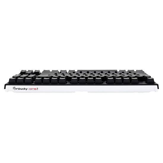 Clavier PC Ducky Channel One 2 TKL - Noir - Cherry MX Speed - Autre vue