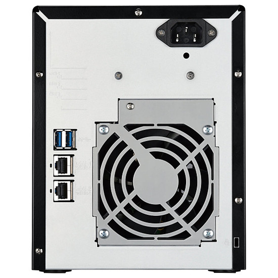 Serveur NAS Buffalo Technology TeraStation 3410DN - 8 To (4 x 2 To) - Autre vue