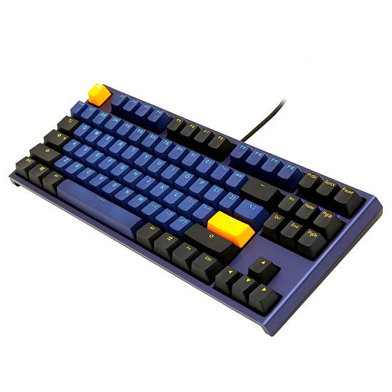 Clavier PC Ducky Channel One 2 TKL - Horizon - Cherry MX Black - Autre vue
