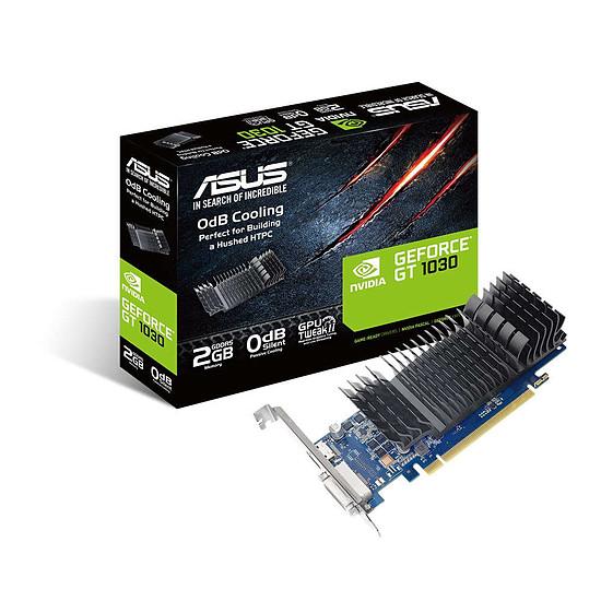 Carte graphique Asus GeForce GT 1030 LP - 2 Go Passive