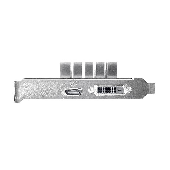Carte graphique Asus GeForce GT 1030 LP - 2 Go Passive - Autre vue