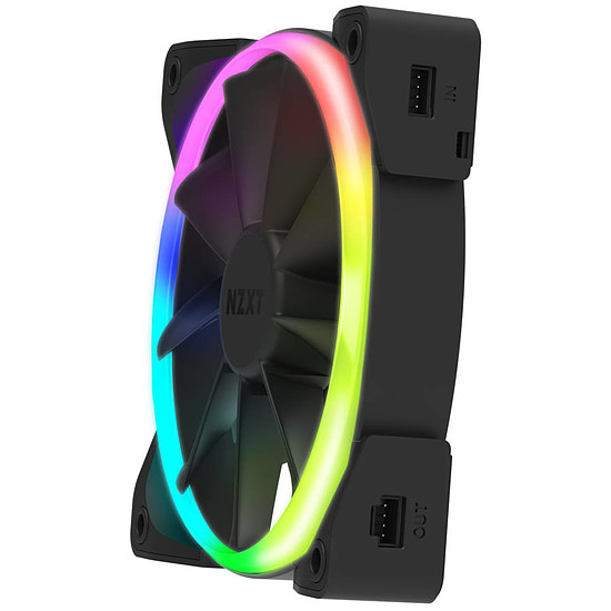 Ventilateur Boîtier NZXT Aer RGB 2 120 mm - Autre vue