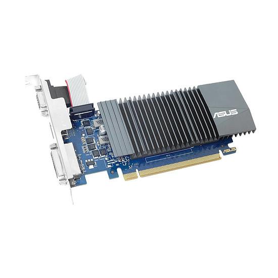 Carte graphique Asus GeForce GT 710 - 1 Go Passive - Autre vue