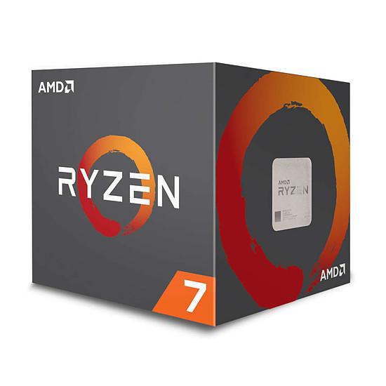 Processeur AMD Ryzen 7 2700 MAX