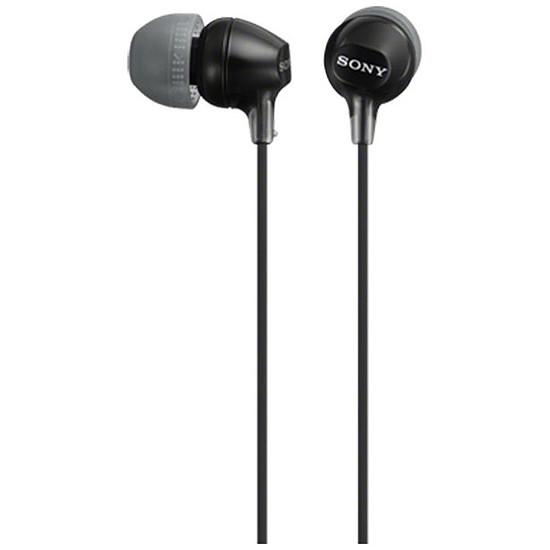 Casque Audio Sony MDR-EX15LP Noir