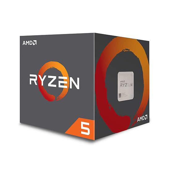 Processeur AMD Ryzen 5 2600X MAX
