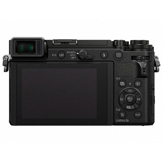 Appareil photo hybride Panasonic DC-GX9H Noir - Autre vue