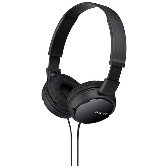 Casque Audio Sony MDRZX110 Noir - Casque audio