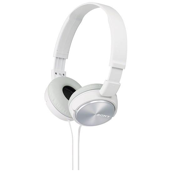Casque Audio Sony MDR-ZX310AP Blanc - Casque audio