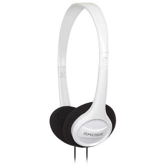 Casque Audio Koss KPH7 Blanc