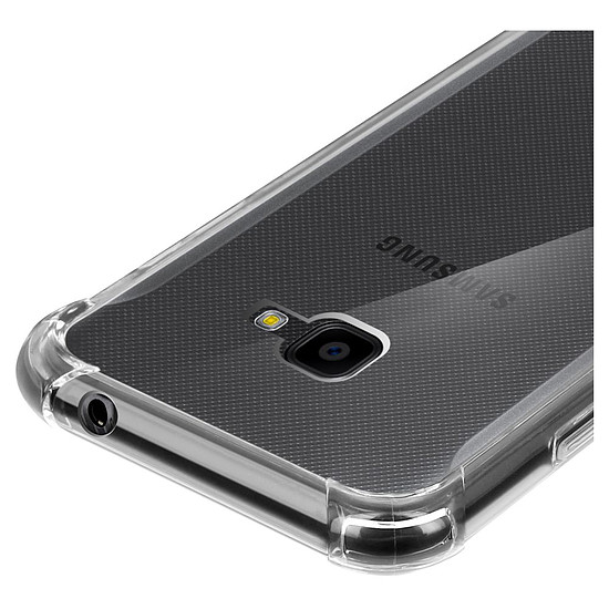 Coque et housse Akashi Coque angles renforcés (transparent) - Samsung Galaxy Xcover 4 - Autre vue