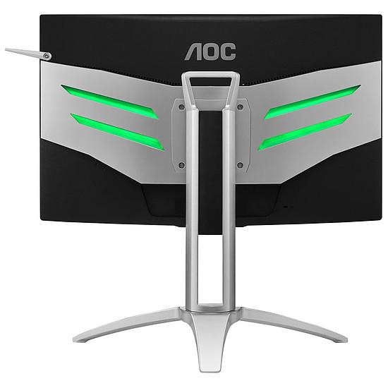 Écran PC AOC AGON AG272FCX6 - Autre vue