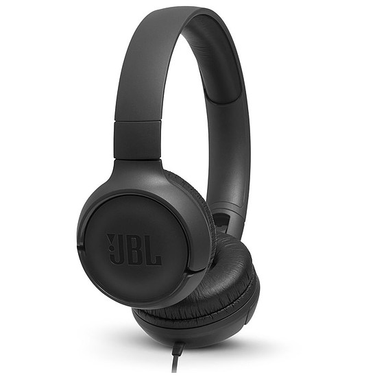 Casque Audio JBL Tune 500 Noir - Casque audio