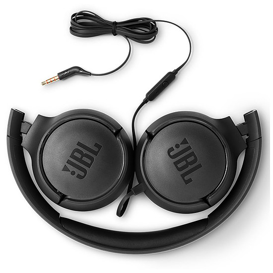 Casque Audio JBL Tune 500 Noir - Casque audio - Autre vue