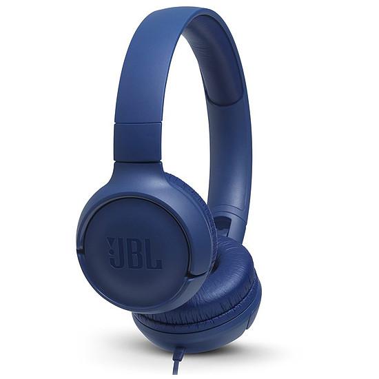 Casque Audio JBL Tune 500 Bleu - Casque audio