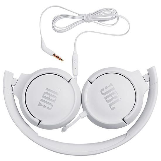 Casque Audio JBL TUNE 500 Blanc - Casque audio - Autre vue