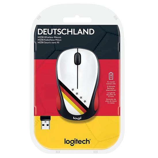 Souris PC Logitech M238 - Fan Collection Allemagne - Autre vue