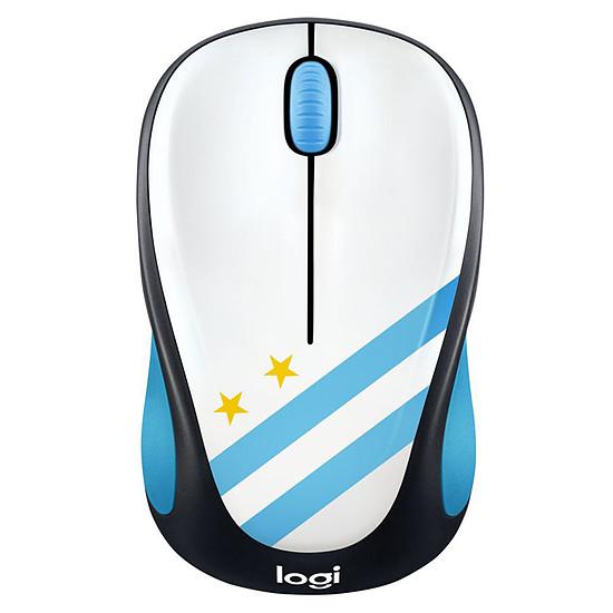 Souris PC Logitech M238 - Fan Collection Argentine