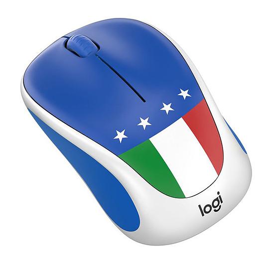 Souris PC Logitech M238 - Fan Collection Italie - Autre vue