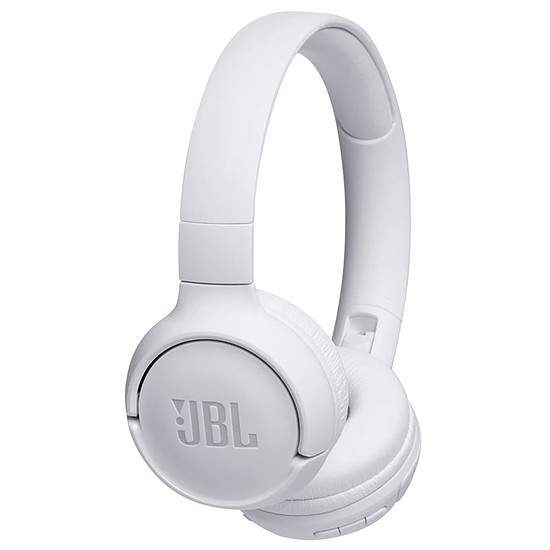 Casque Audio JBL TUNE 500BT Blanc - Casque sans fil
