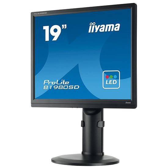Écran PC Iiyama ProLite B1980SD-B1 - Autre vue