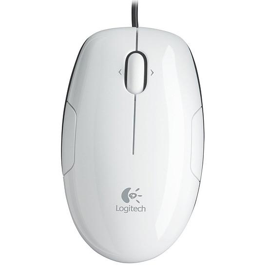 Souris PC Logitech M150 - Coconut