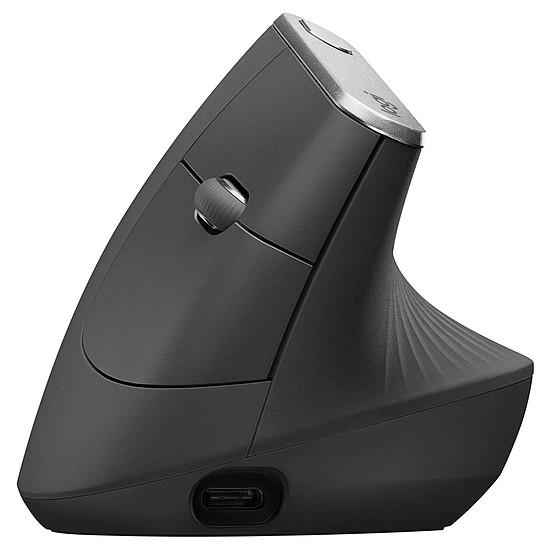 Souris PC Logitech MX Vertical - Autre vue