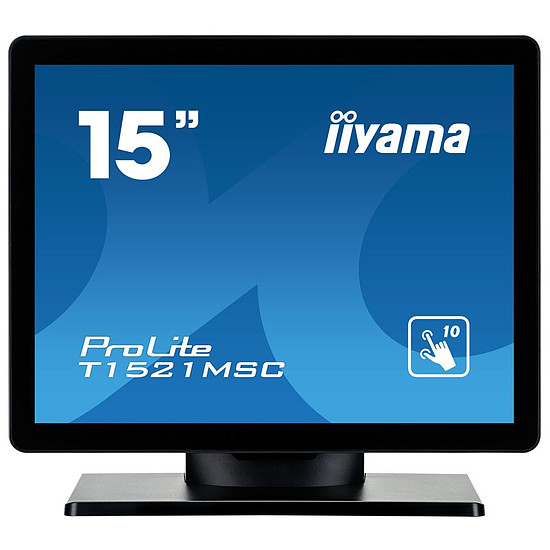 Écran PC Iiyama ProLite T1521MSC-B1