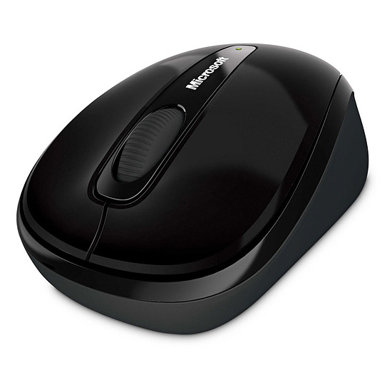 Souris PC Microsoft Wireless Mobile 3500 for Business - Autre vue