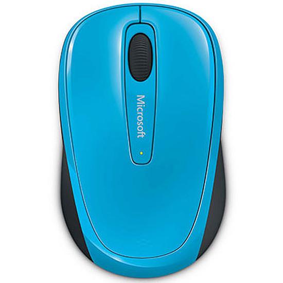 Souris PC Microsoft Wireless Mobile 3500 - Bleu