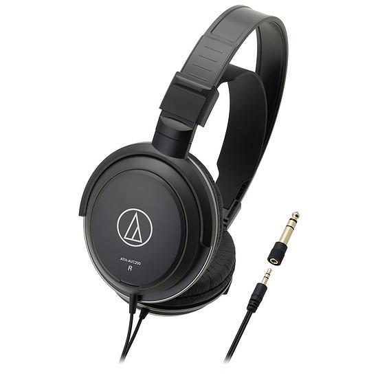 Casque Audio Audio-Technica ATH-AVC200 Noir