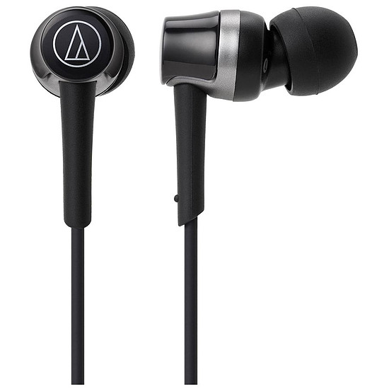 Casque Audio Audio-Technica ATH-CKR30iS Noir - Autre vue