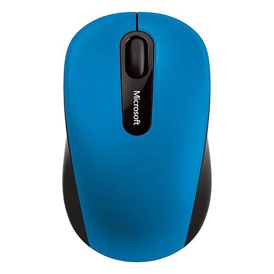 Souris PC Microsoft Bluetooth Mobile 3600 - Bleu
