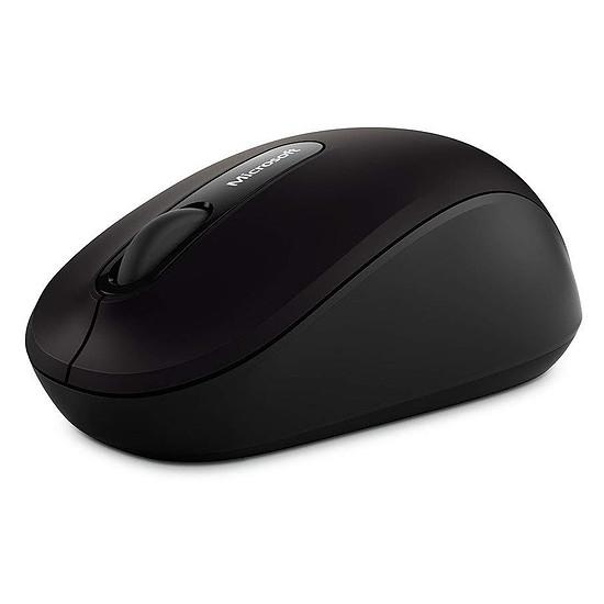 Souris PC Microsoft Bluetooth Mobile 3600 - Noir - Autre vue