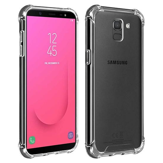 Coque et housse Akashi Coque angles renforcés (transparent) - Samsung Galaxy J6